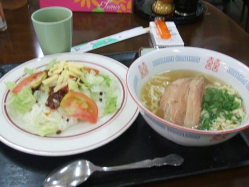 3-03 ソーキそば
