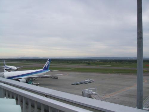 14 新千歳空港